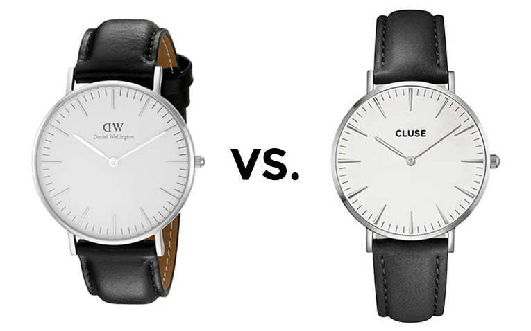 vergleichstest daniel wellington classic sheffield vs. Black Bedroom Furniture Sets. Home Design Ideas