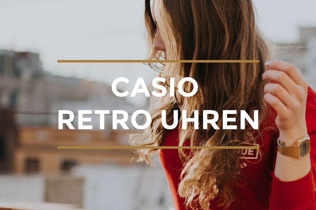 CASIO-Retro-Uhren