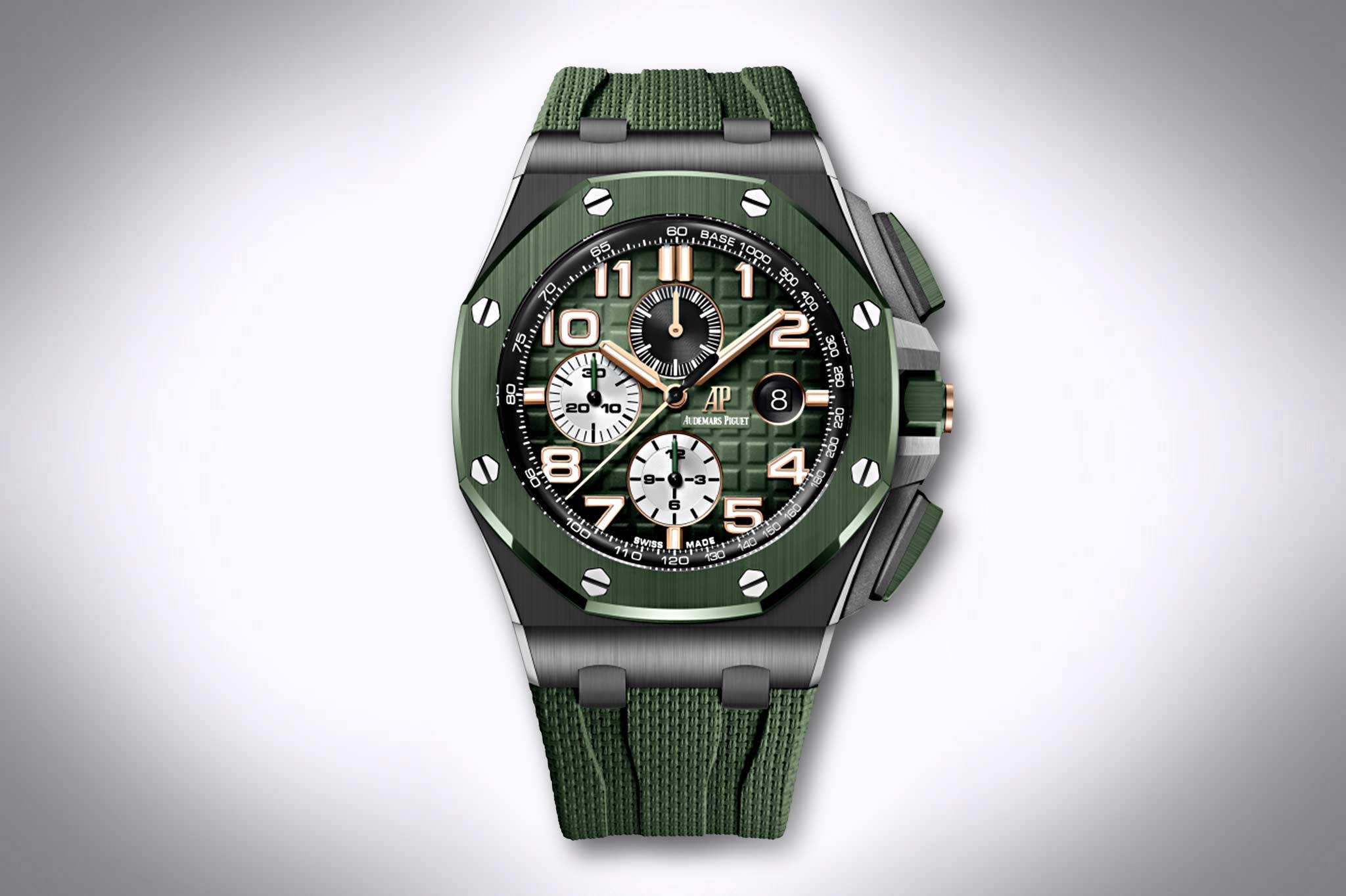 Audemars Piguet Uhr als Kapitalanlage