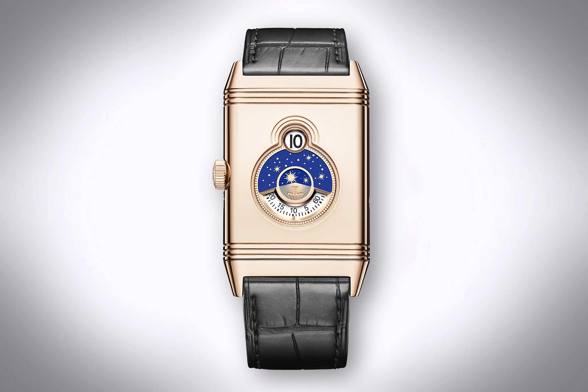 Jaeger LeCoultre Uhr als Wertanlage