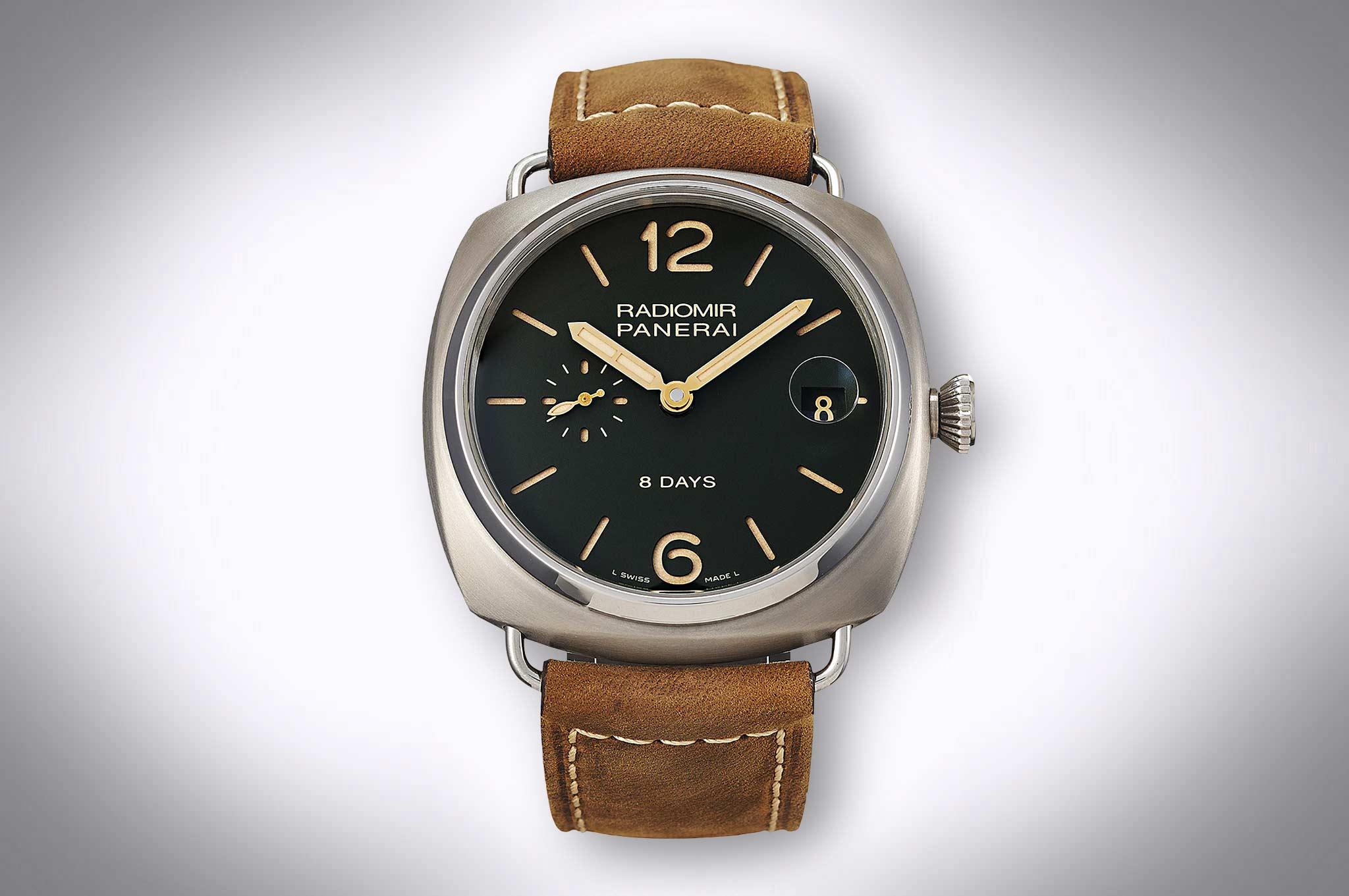 Panerai Uhr als Wertanlage