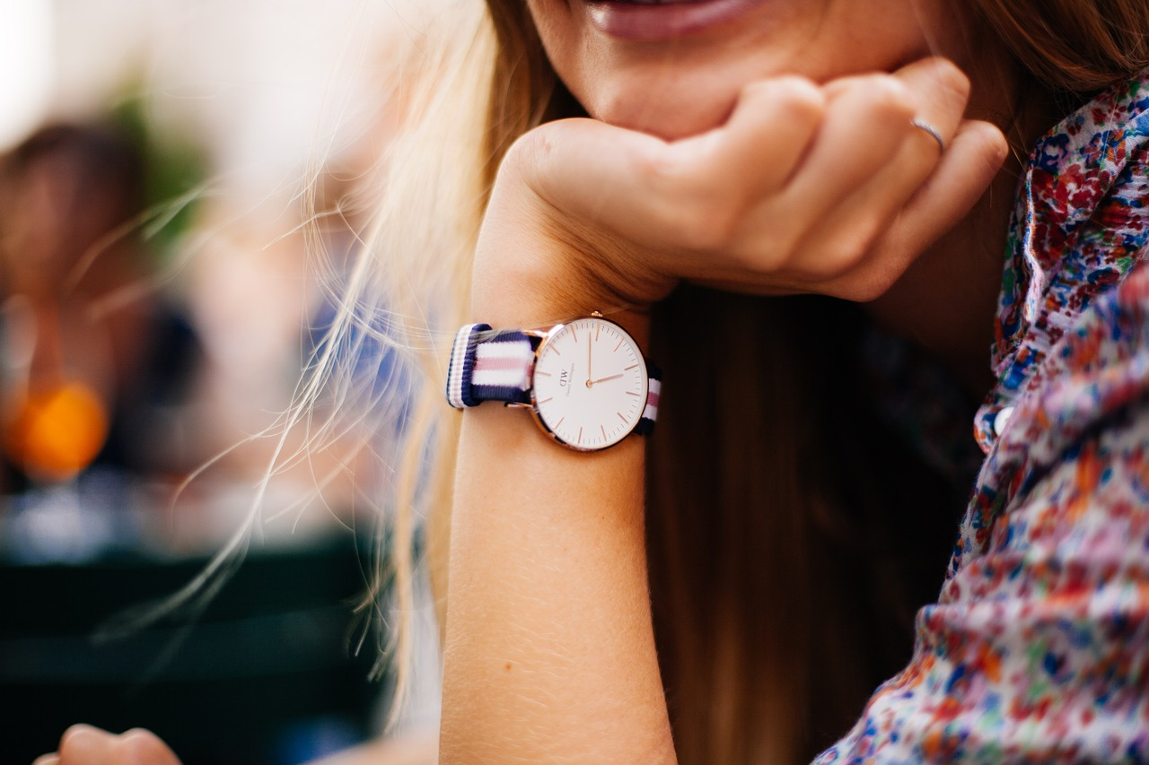 Blogger Uhr, Uhrentrends, Daniel Wellington