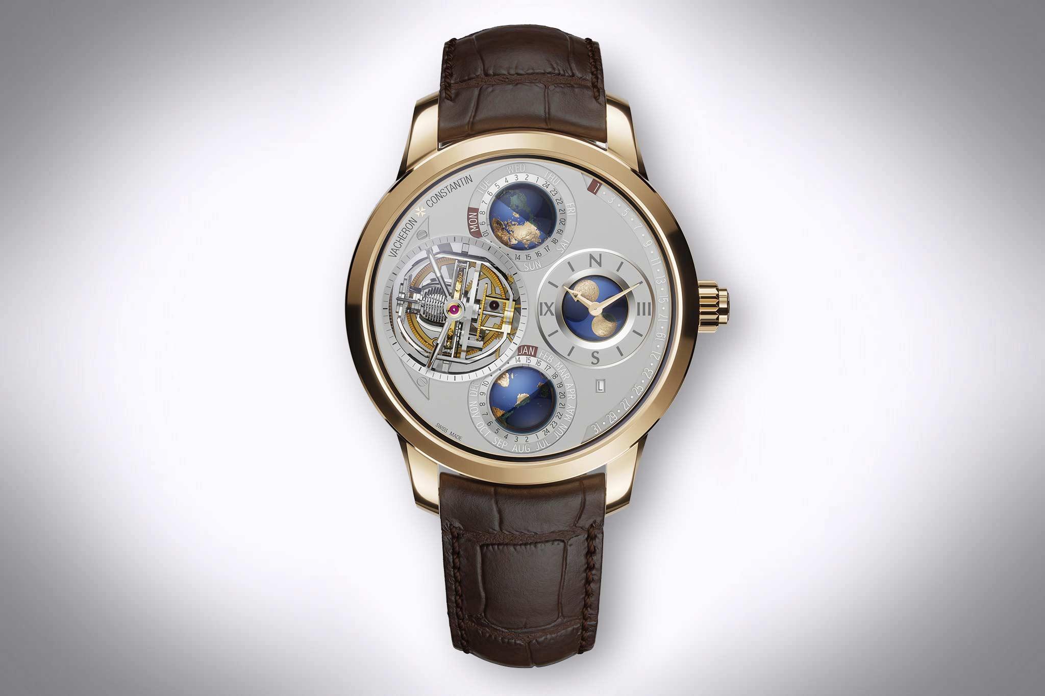 Vacheron Constantin Uhr als Wertanlage