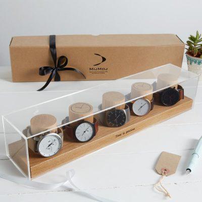 Uhrenhalter-als-Geschenk– Geschenke-für-Uhrenfans