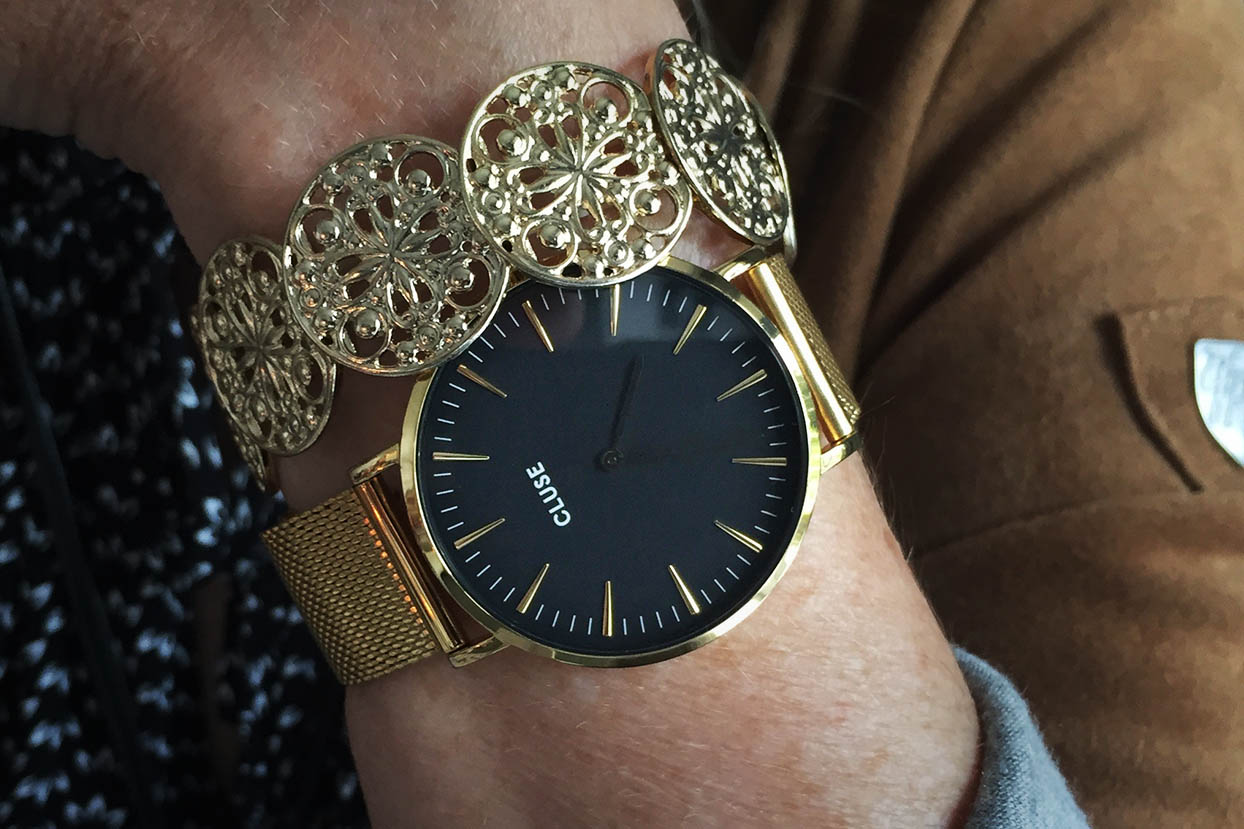 Cluse-Uhren