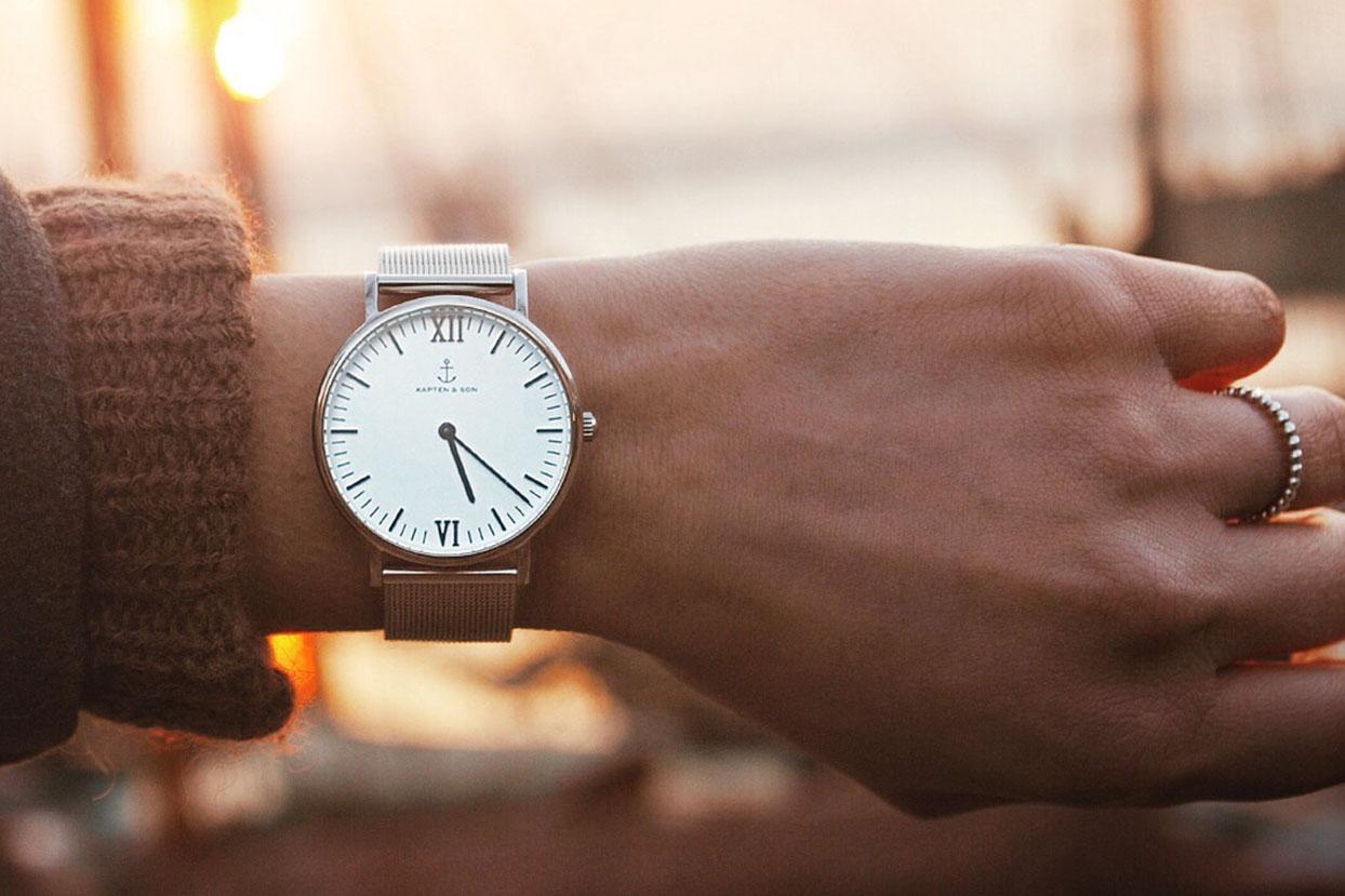 Kapten & Son Uhren