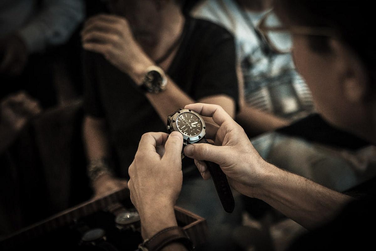 U-Boat Uhren – robust und auffällig