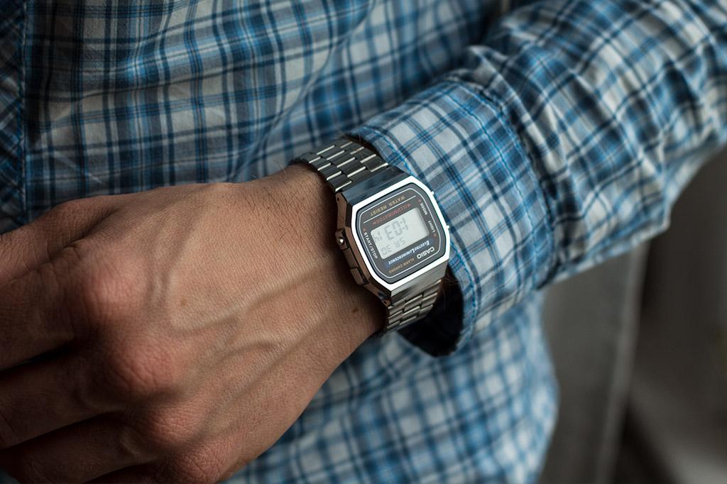 Japanische Uhren Casio
