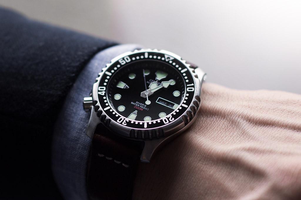 Japanische Uhrenmarken Citizen