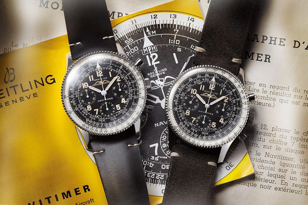 Schweizer Uhrenmarken – Breitling Navitimer