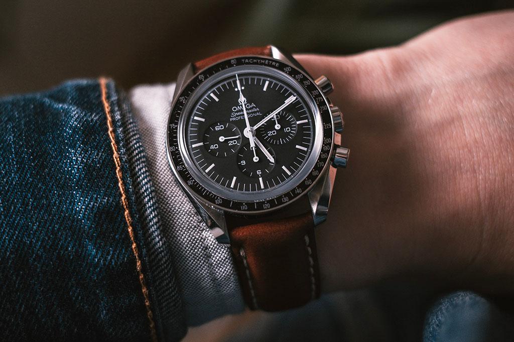 Schweizer Uhrenmarken – Omega Moonwatch
