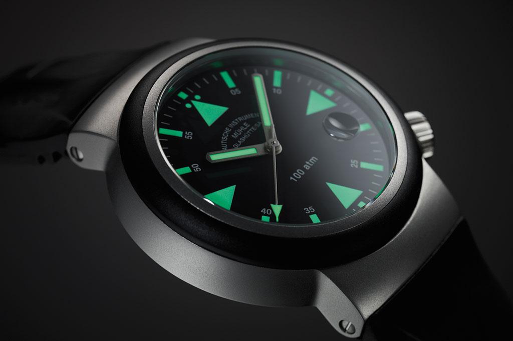 Deutsche Uhrenmarken Mühle S.A.R. Rescue-Timer