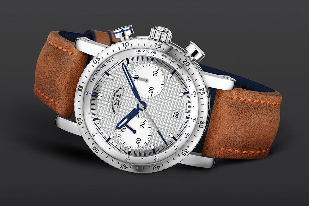 Deutsche Uhrenmarken Muehle Glashuette Teutonia Sport I