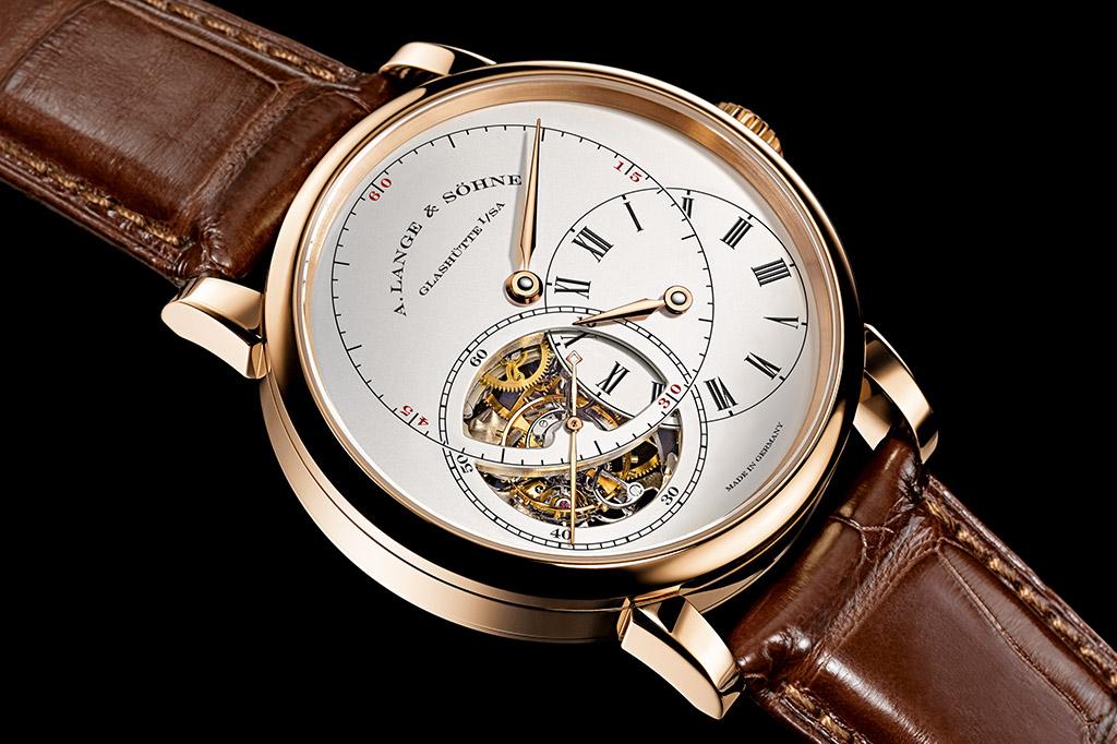Deutsche Uhrenmarken: A. Lange & Söhne