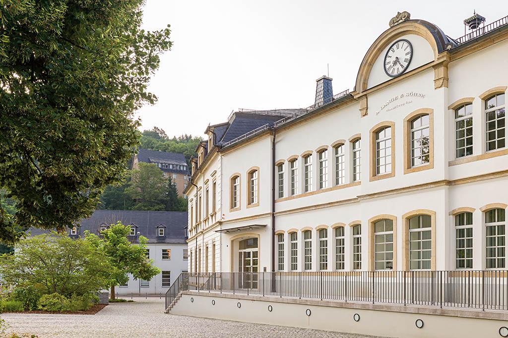 A. Lange & Söhne Stammhaus Quelle: A. Lange & Söhne