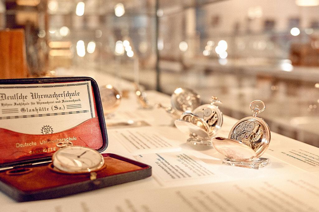 Deutsche Uhrenmarken: Glashütte Original Historie