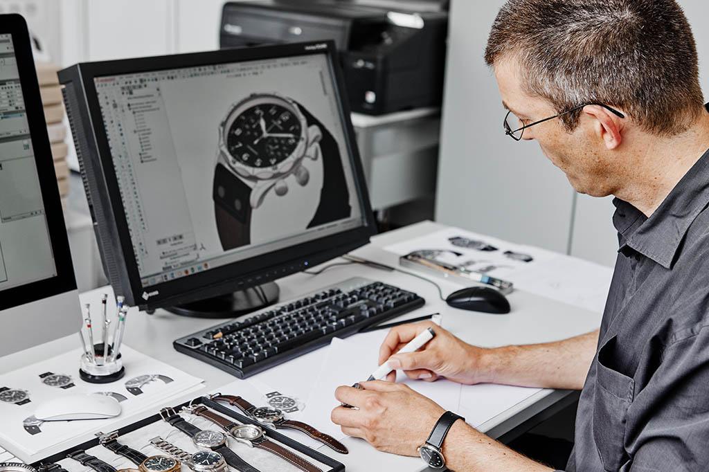 Deutsche Uhrenmarken_Junghans Design