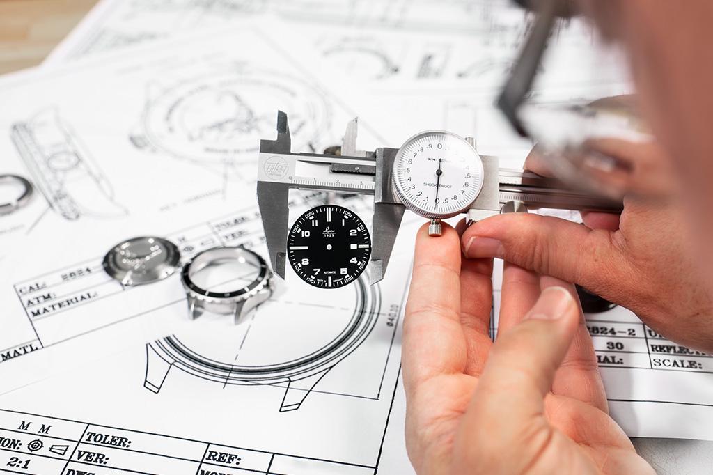 Deutsche Uhrenmarken Laco