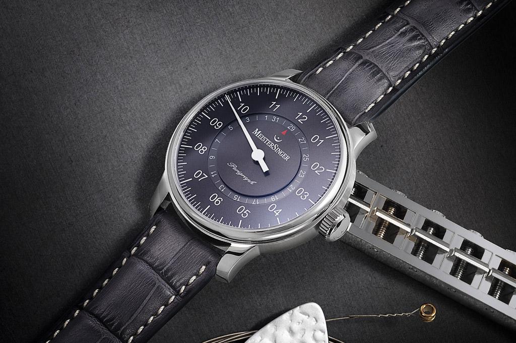 Uhren aus Deutschland: MeisterSinger Perigraph