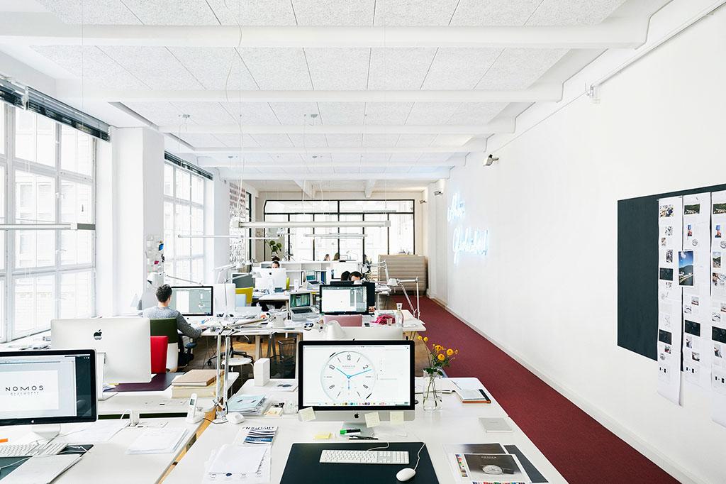 NOMOS Glashütte Design
