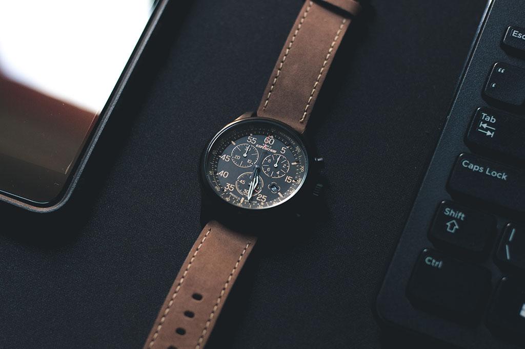 Fliegerchronograph Timex