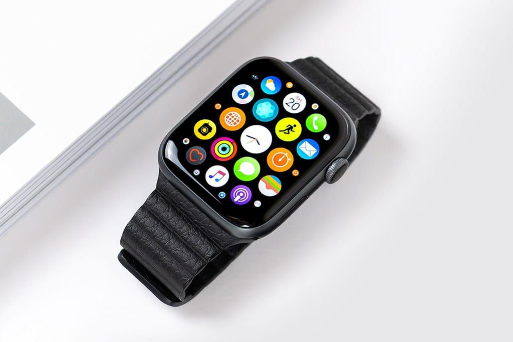 Apple Watch Übersicht 2
