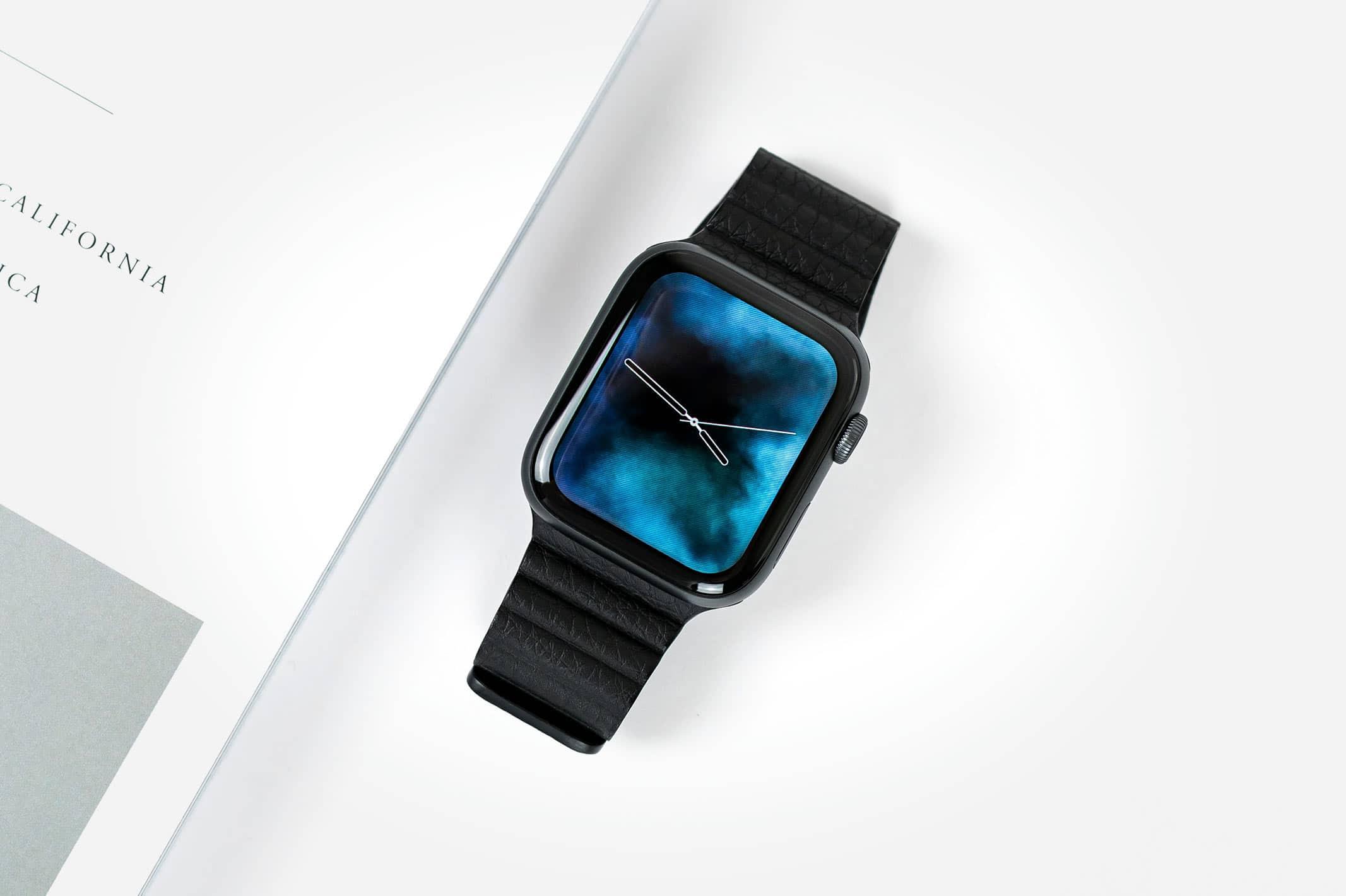 Apple Watch Übersicht