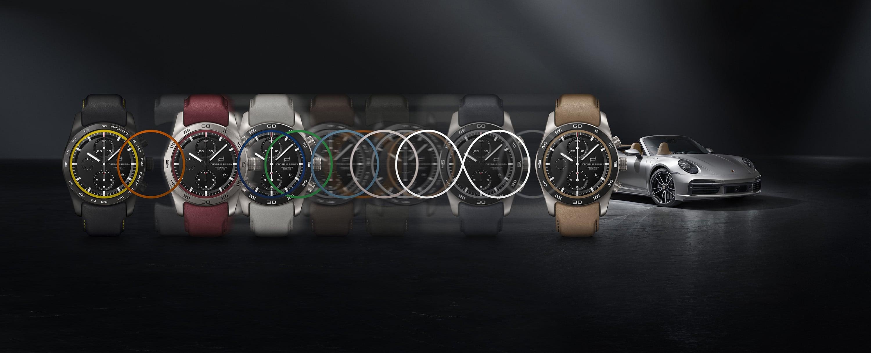 Porsche Design Uhren Konfigurator_Keyvisual_911_Turbo_S_Cabrio_Infinity