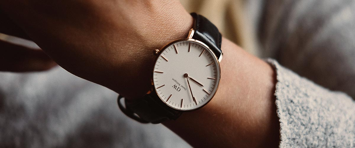 Bestseller Uhren Daniel Welligton_