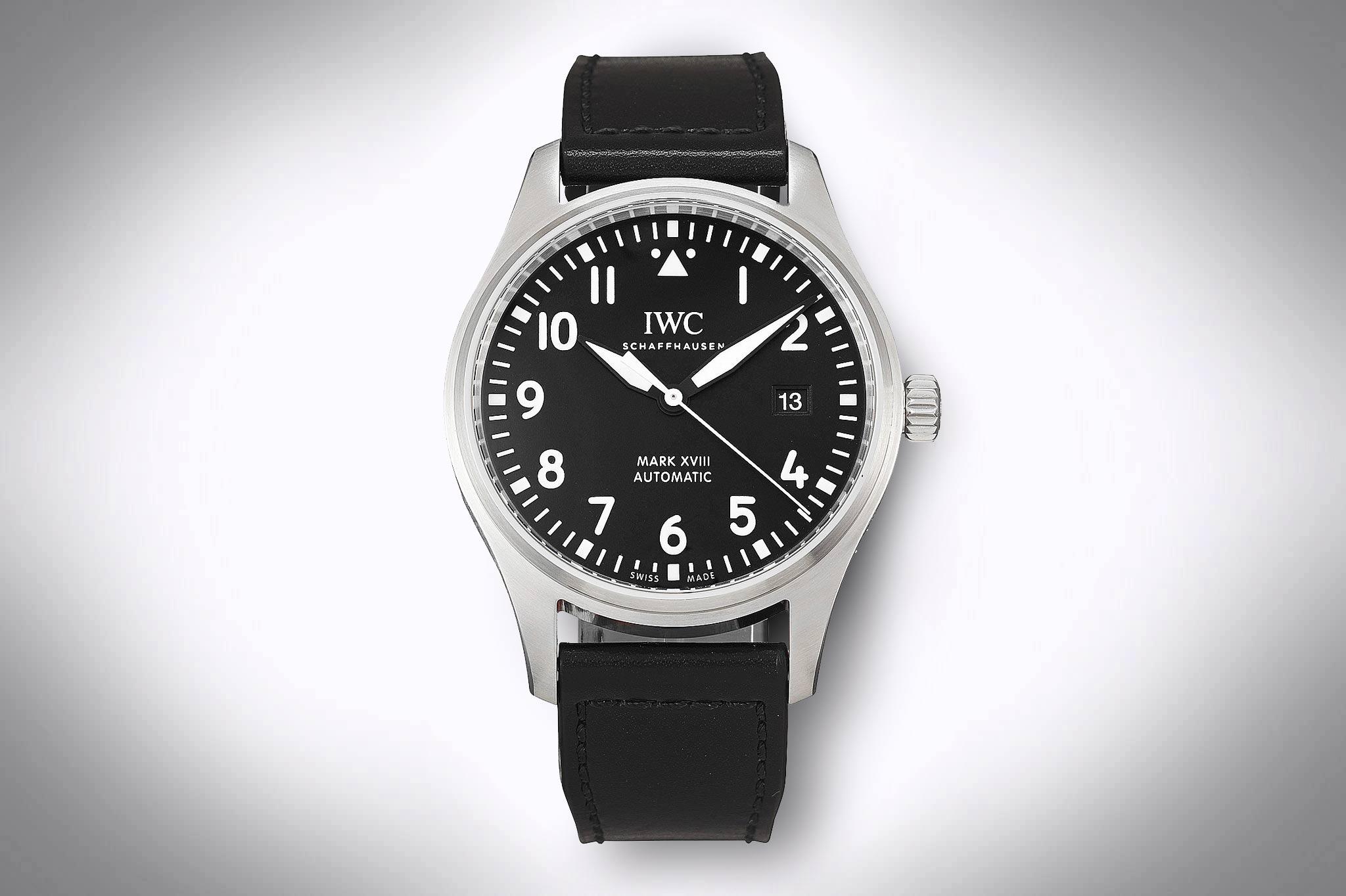 IWC Pilot's Watch Mark XVIII