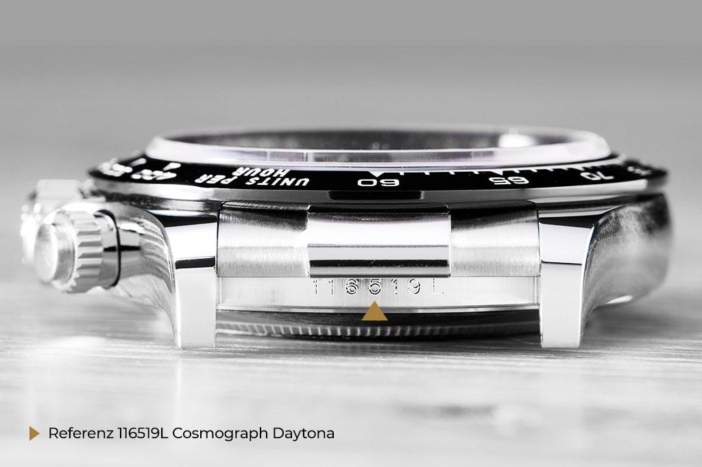 Rolex Referenznummer 116519L Cosmograph Daytona