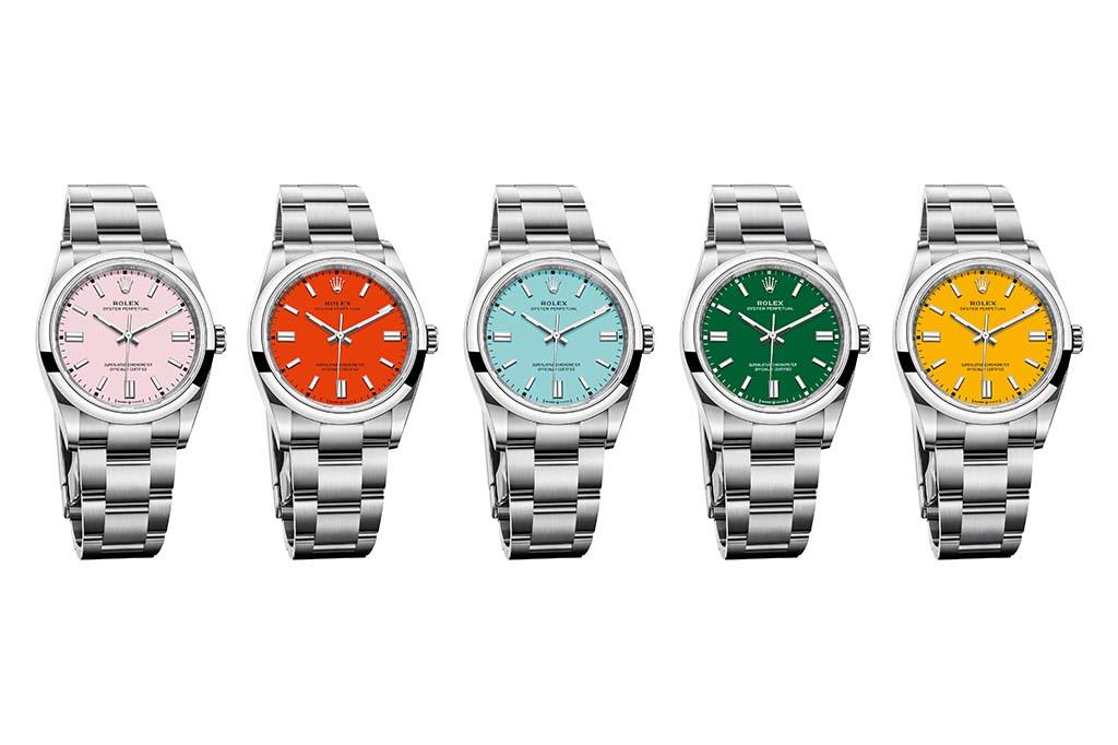 Rolex Oyster Perpetual Datejust 36 Produktuebersicht ©ROLEX