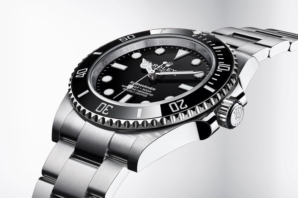 Rolex Submariner 2020 Referenz 124060 ©ROLEX