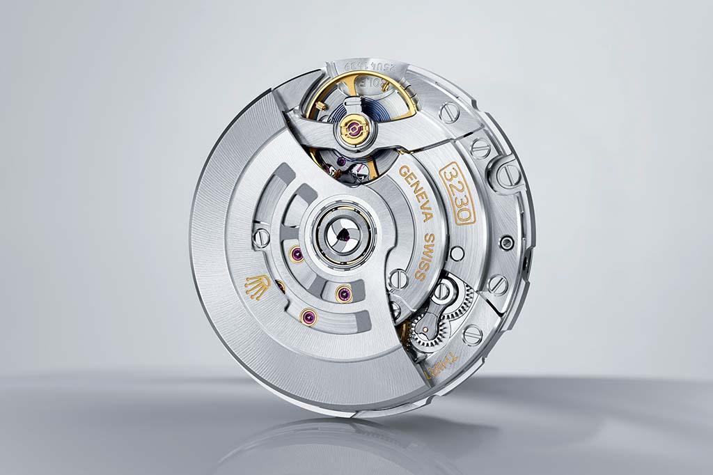 Rolex Uhrwerk 3230 ©ROLEX