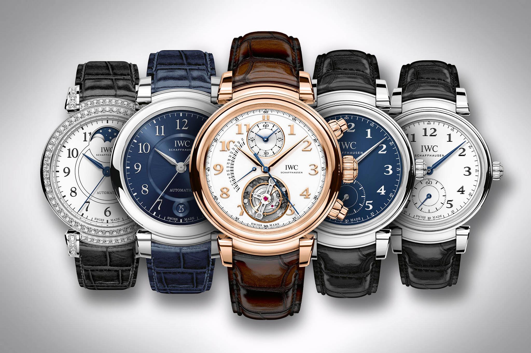 IWC Da Vinci Uhren Kollektion