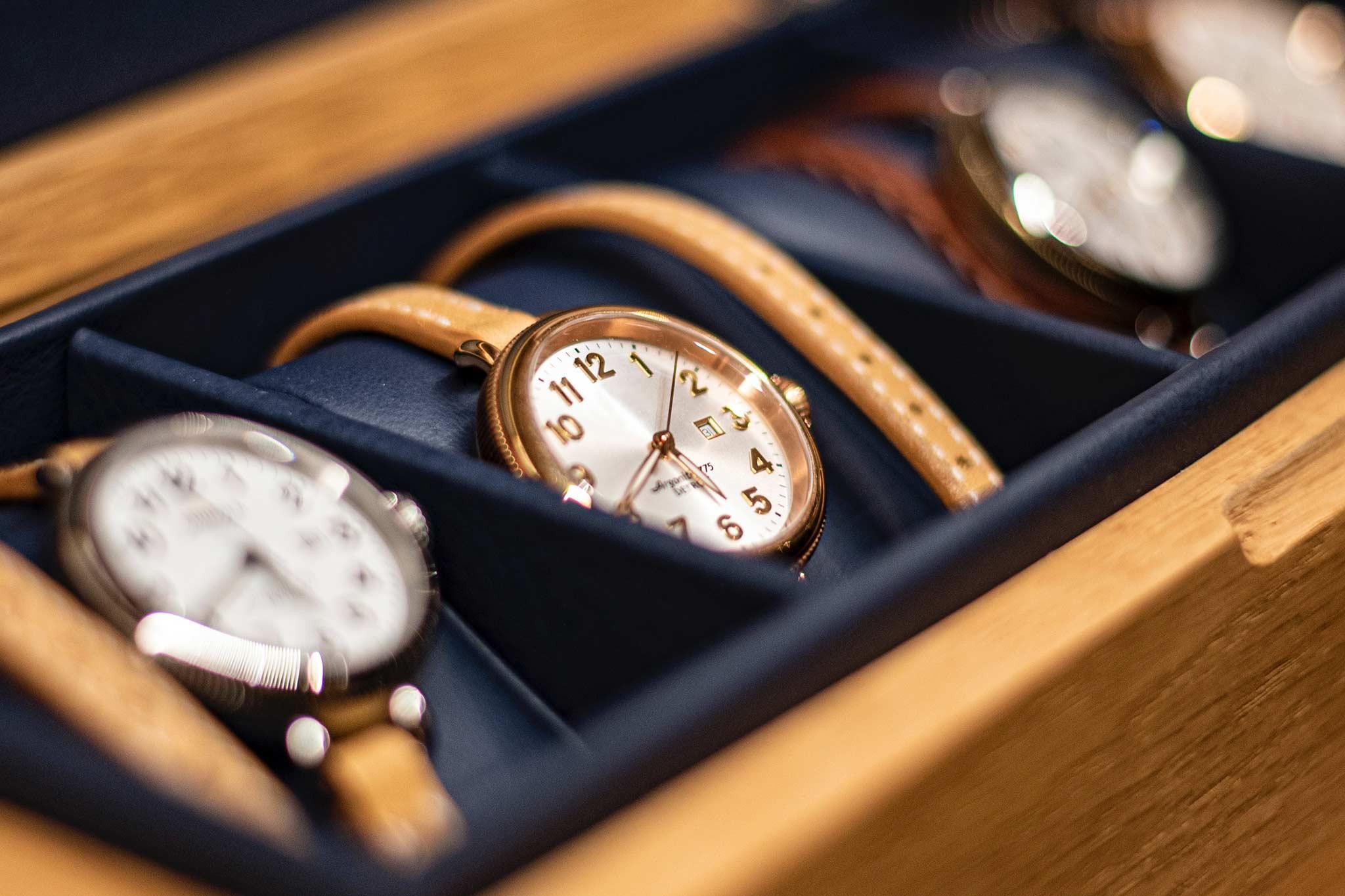 Uhrenbox Vergleich