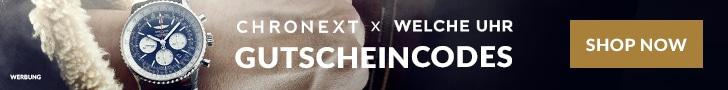 CHRONEXT GUTSCHEIN AD