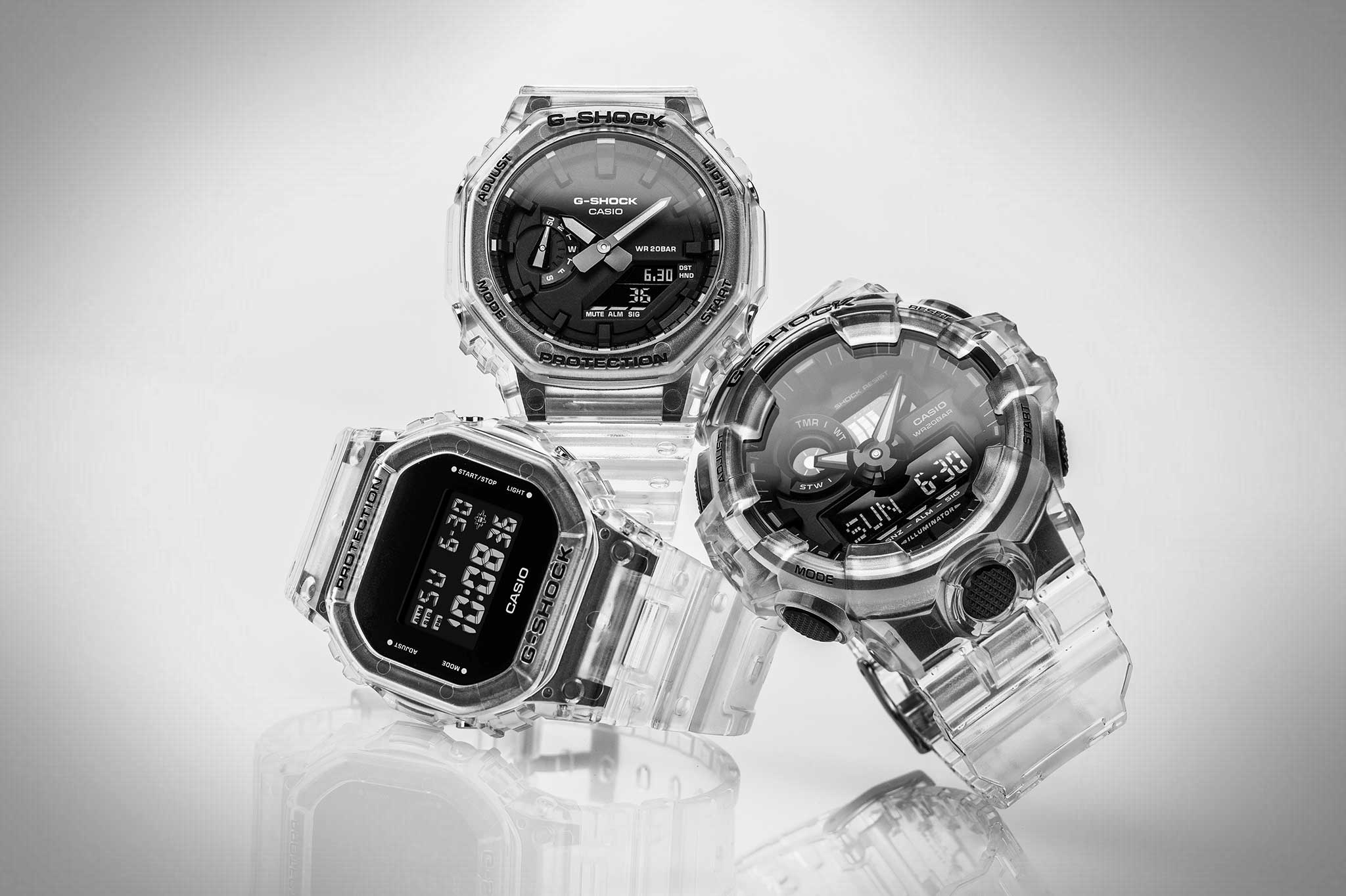 G-SHOCK Skeleton-Collection