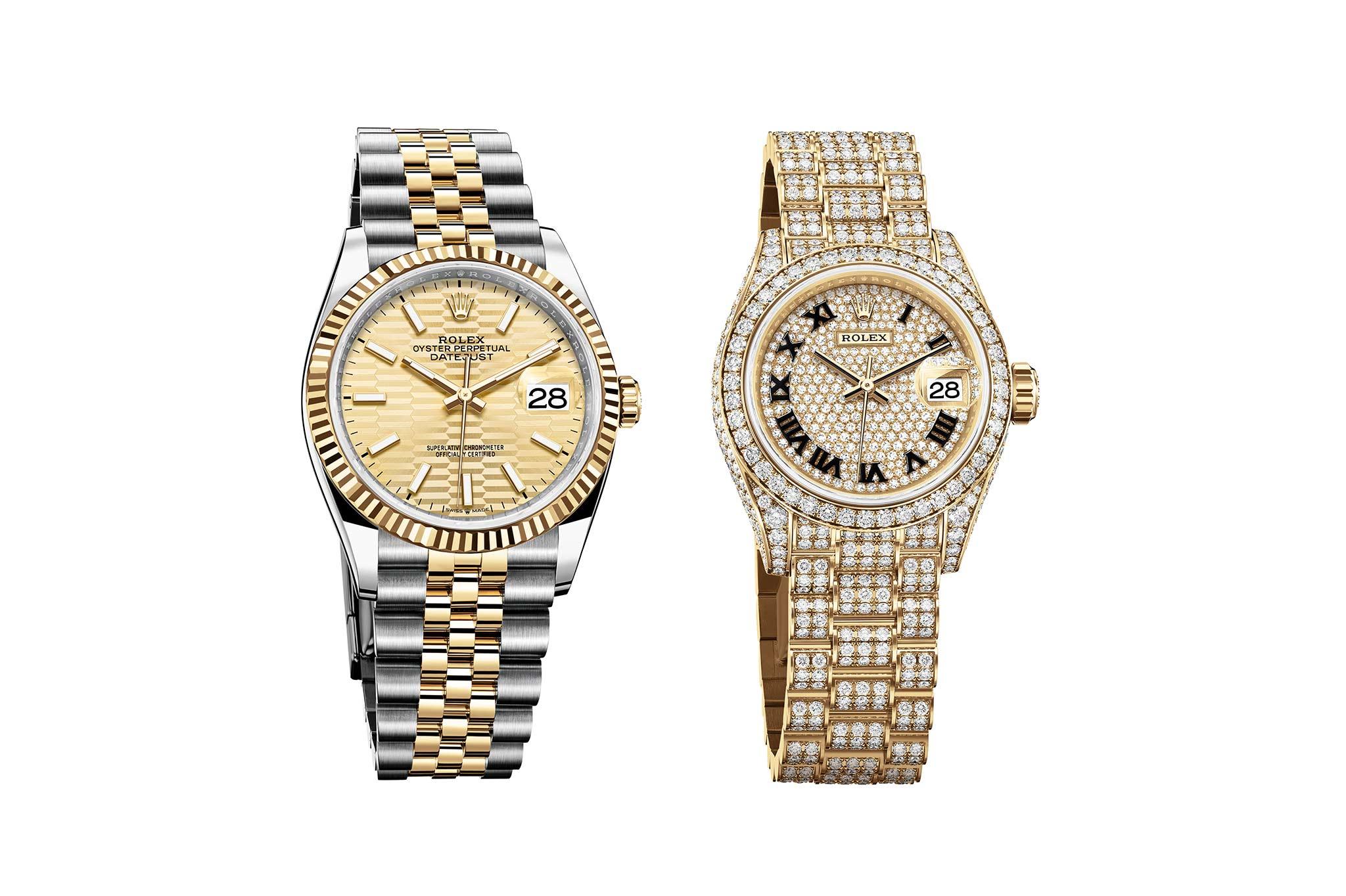 Rolex Datejust Lady Datejust 36 2021