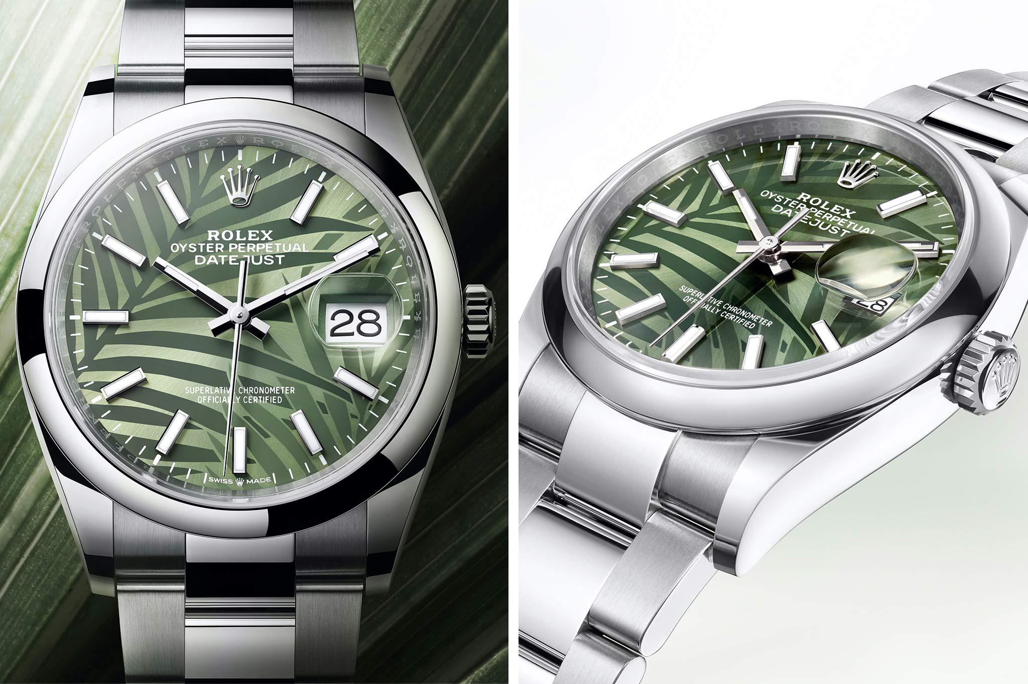 Rolex Datejust Neuheit 2021 Referenz 126200