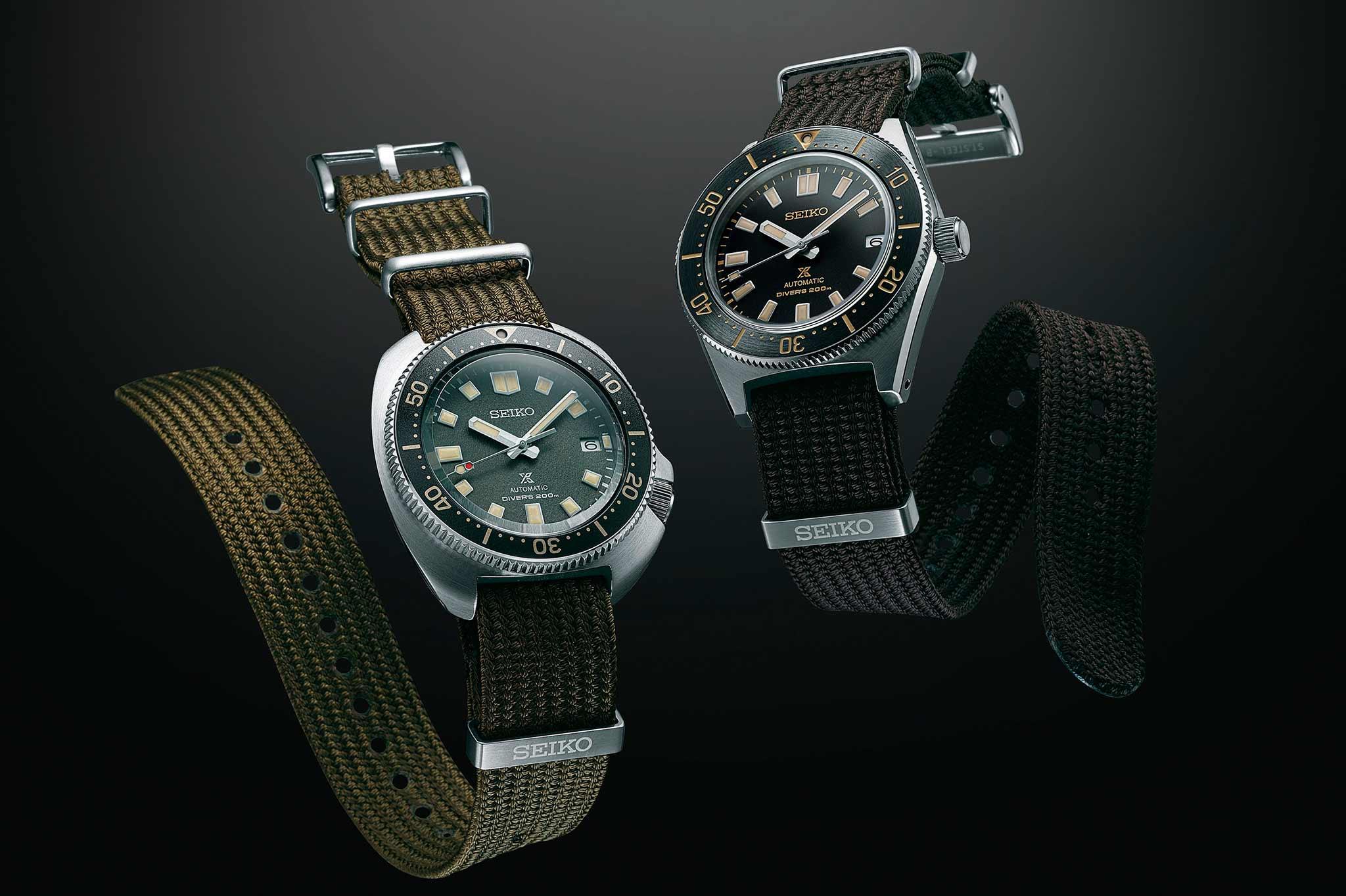 Seiko Prospex SPB239J1 and SPB237J1
