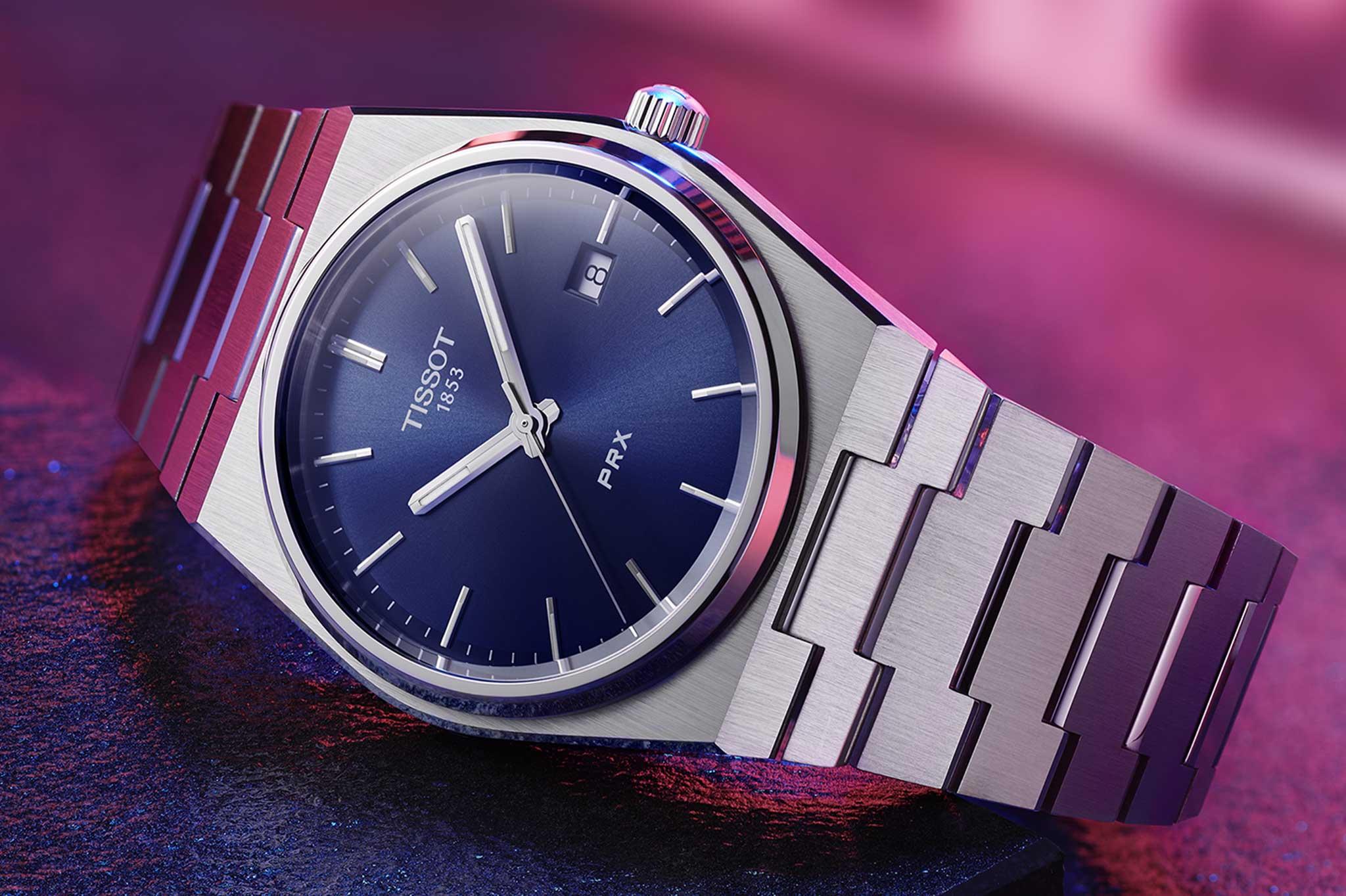 Tissot PRX 40 205 Blue