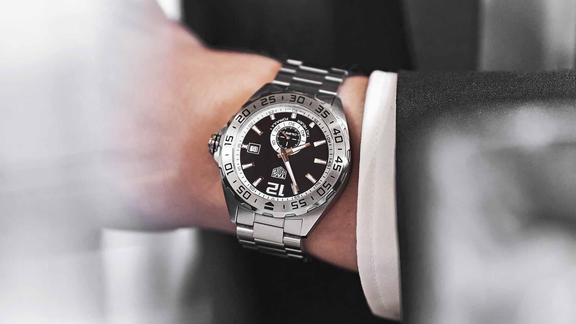 Uhrentypen Übersicht