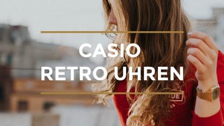 CASIO Retro-Ratgeber I Casio Retro Uhren Vergleich