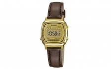 Casio Retro Uhr Gold – LA670WEGL-9EF