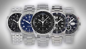 Die 10 besten Uhren unter 5000 Euro