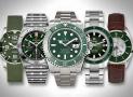 Die besten Uhren mit grünem Zifferblatt