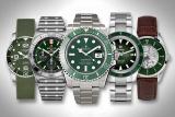 Die 20 besten Uhren mit grünem Zifferblatt