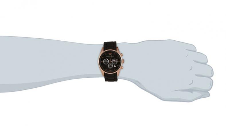 Emporio Armani Sportivo Watch Chronograph