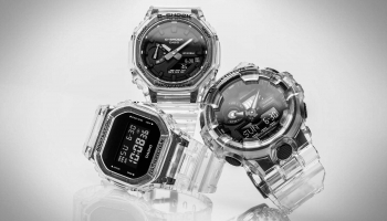 Die G-SHOCK Skeleton-Collection | Uhren im Detail